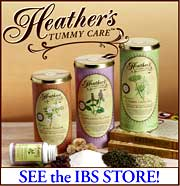 Heather's Tummy Care for Irritable Bowel Syndrome (IBS)