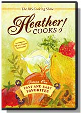 Heather Cooks! for IBS