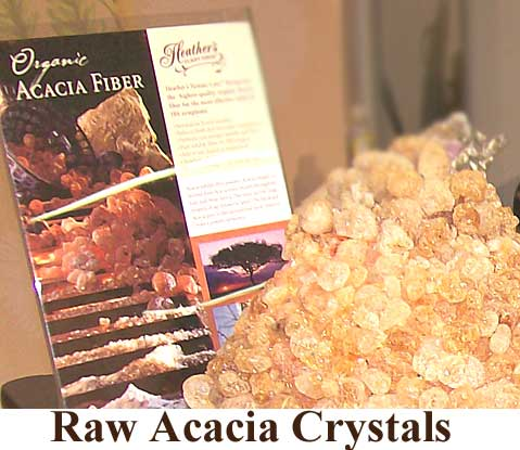 Heather's Tummy Fiber - Raw Acacia