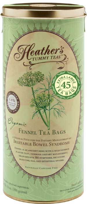 Fennel Tummy Tea Bags