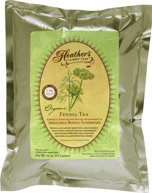 Fennel Tummy Tea Loose Bulk Pouch