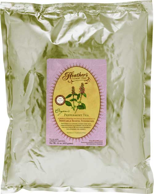 Peppermint Tea Loose Bulk Bag