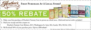 IBS Rebate Coupon