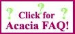 Acacia faq