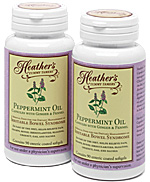 Peppermint Oil Capsules