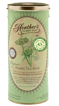 Heather's Fennel Tummy Teabags