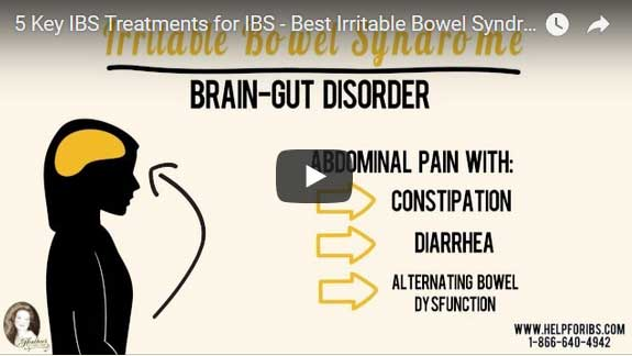 5 key IBS treatmentsHelp for IBS with Heather's Tummy Care!
