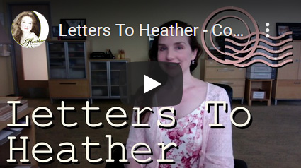 Watch me read Connie's letter here
