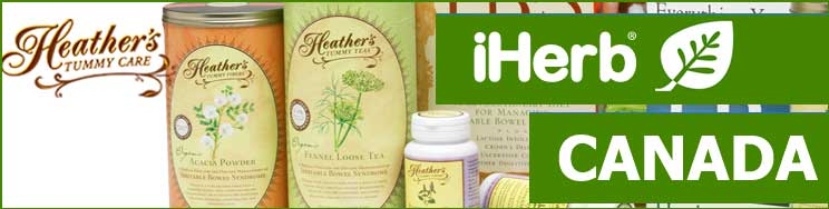 Heather's Tummy Store for IBS