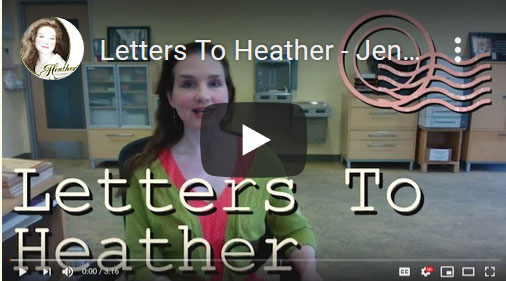 Letter to Heather