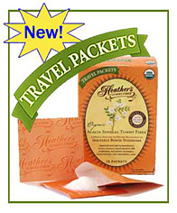 IBS Tummy Fiber Travel Packets